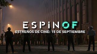 Estrenos de cine - 15 de septiembre