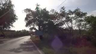 preview picture of video 'Driving Through - Coamo, Puerto Rico: 153 S'