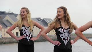 Ed's Galway Girls   Irish Dancers Featured In The Official 'Galway Girl' Video!