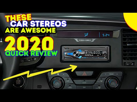 Best Car Stereos 2017