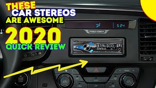 ✅ Best Car Stereos 2020 & 2021