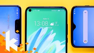 Loch im Display: Honor View20 (review)