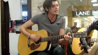 William Beckett: Classifieds (acoustic/live)