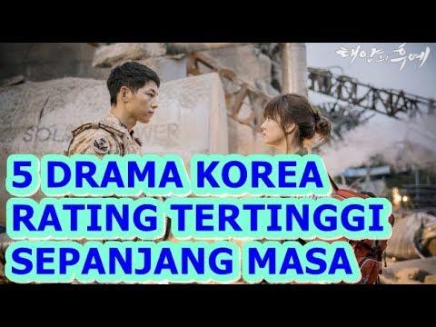 5 drama korea dengan rating tertinggi sepanjang masa wajib nonton