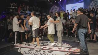BBoy 5on5 Reformerz Crew Final / SYM Trophee Masters Taiwan 2017