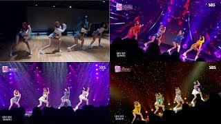 All BLACKPINK Forever Young Dance break versions