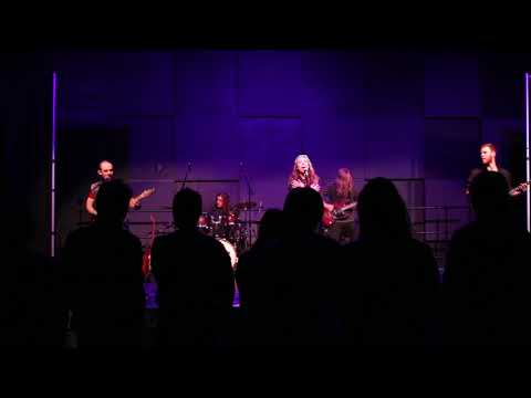 Me performing with my band ViaSpero at Trevecca Nazarene University.