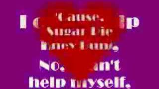 I Can't Help Myself (Sugar Pie, Honey Bunch) By Four Tops Lyrics