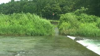 栃木県某所洗い越し車載動画