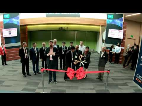 SID Display Week 2019 Opening Ceremony and Ribbon Cutting