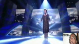 SUSAN BOYLE 2nd performance ,with JUDGES reactions on BGT semi-finals 2009