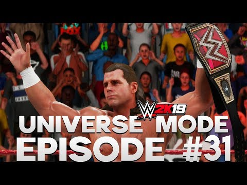WWE 2K19 | Universe Mode - 'MASTERS OF THE DARK ARTS!' | #31