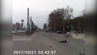 Ребёнка насмерть сбила машина в Вологде