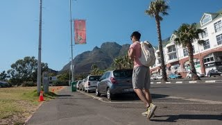 First time in Cape Town :)
