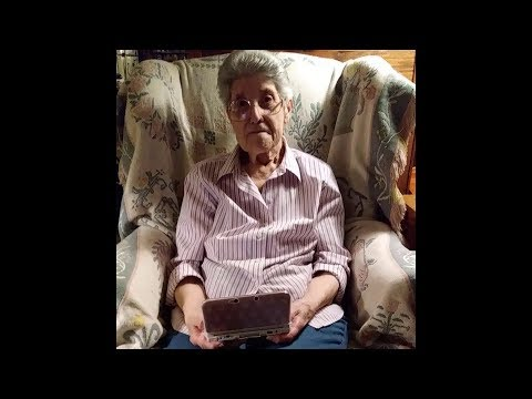 87-Year-Old Grandma Shows Her 3500+ Hour Animal Crossing Town