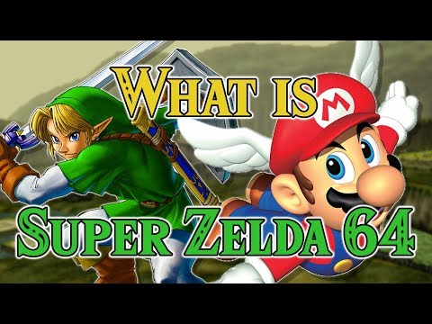 What is Super Zelda 64: Ocarina of time ?