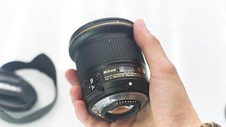 Best Landscape Award - Nikon AF-S FX NIKKOR 20mm f/1.8G ED Lens REVIEW