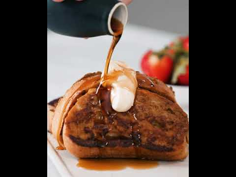 Chai French Toast Recipe