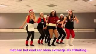 Sylvia's Jazz Christmas Flashmob KWF instructievideo