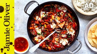 Sweet Potato Tikka Masala | Jamie Oliver | UK | AD