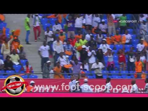 كأس إفريقيا 2017: أهداف مباراة ساحل العاج - جمهورية الكونغو ( 2-2 )