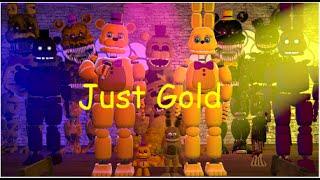 (SFM FNaF) Just Gold Duet MandoPony/PurpleRoselyn