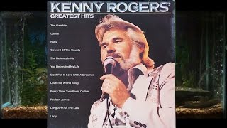 """Video thumbnail of """"Lady = Kenny Rogers = Greatest Hits"""""""