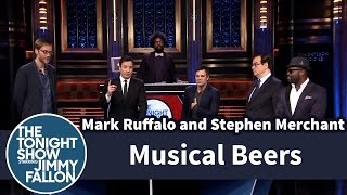 Musical Beers With <b>Mark Ruffalo </b>and Stephen Merchant