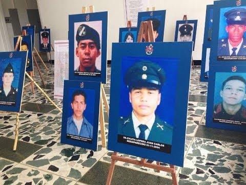 Dia internacional del desaparecido