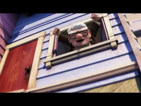 Pixar is magic !