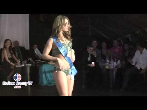 Miss Diaspora Models 2012 - Lingerie Number