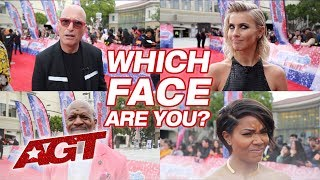 AGT Shows YOU The Faces Of Judgment - America's Got Talent 2019 thumbnail