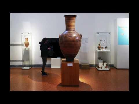 Dipylon Amphora Video Pottery Khan Academy