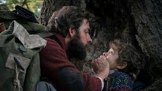 A Quiet Place ALL TRAILERS - Emily Blunt & John Krasinski 2018 Horror Movie - Video Youtube