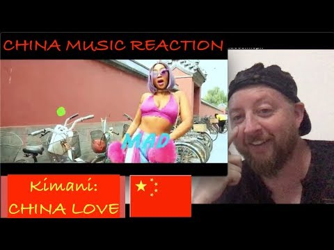 China Music Reaction: Victoria Kimani - China Love Official Video ft. R City
