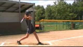 preview picture of video 'Rachel Francis Softball Video - Class of 2012'