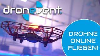 Droneremote - Echte Drohnen online steuern