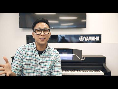 ה-Clavinova CSP - פסנתר שיכול ללמד אתכם לנגן