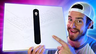 Alienware X17 R1 Unboxing and First Impressions + Gameplay! - The New Gaming CHAMPION?