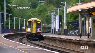 preview picture of video '5Z21 and 5Z23 Through Godalming, Surrey, 29/06/2013'