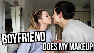 Download Youtube: Boyfriend Does My Makeup  Sierra & Alex!