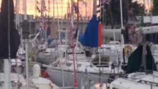 preview picture of video 'Port Huron Mackinac  Party'