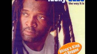 You stand alone - Lucky Dube (The way it is)