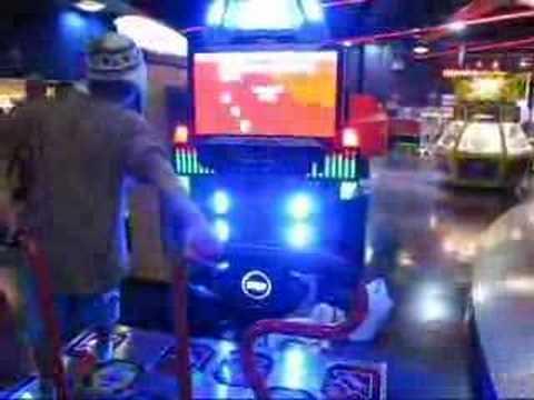 Amazing Arcade Dance Mat Dancing