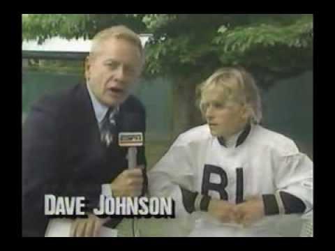 Jockey Julie Krone & Dave Johnson : 1990 Interview
