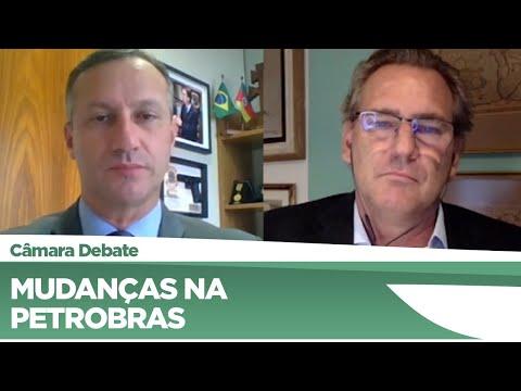 Mudanças na Petrobras são tema de debate entre deputados - 26/02/21