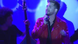 Full Performance - Adam Lamberts Tribute To George Michael