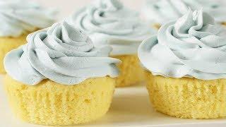 Vanilla Cupcakes Recipe Demonstration – Joyofbaking.com