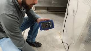 VLOG post on testing a high static pressure safety switch on an AHU