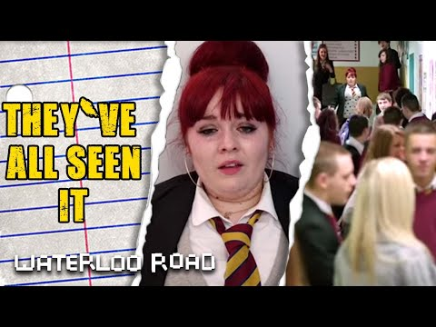 Everybody Shares Rhiannon's Sexy Pictures - Waterloo Road